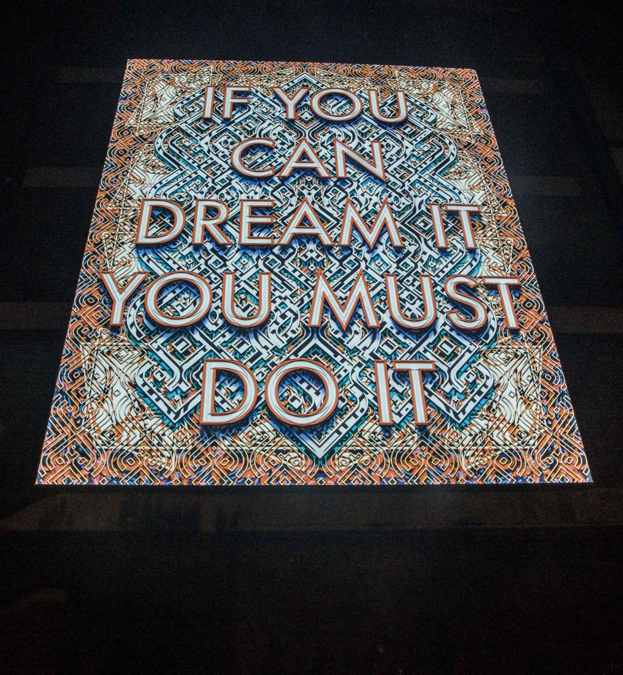 Beacon by Mark Titchner