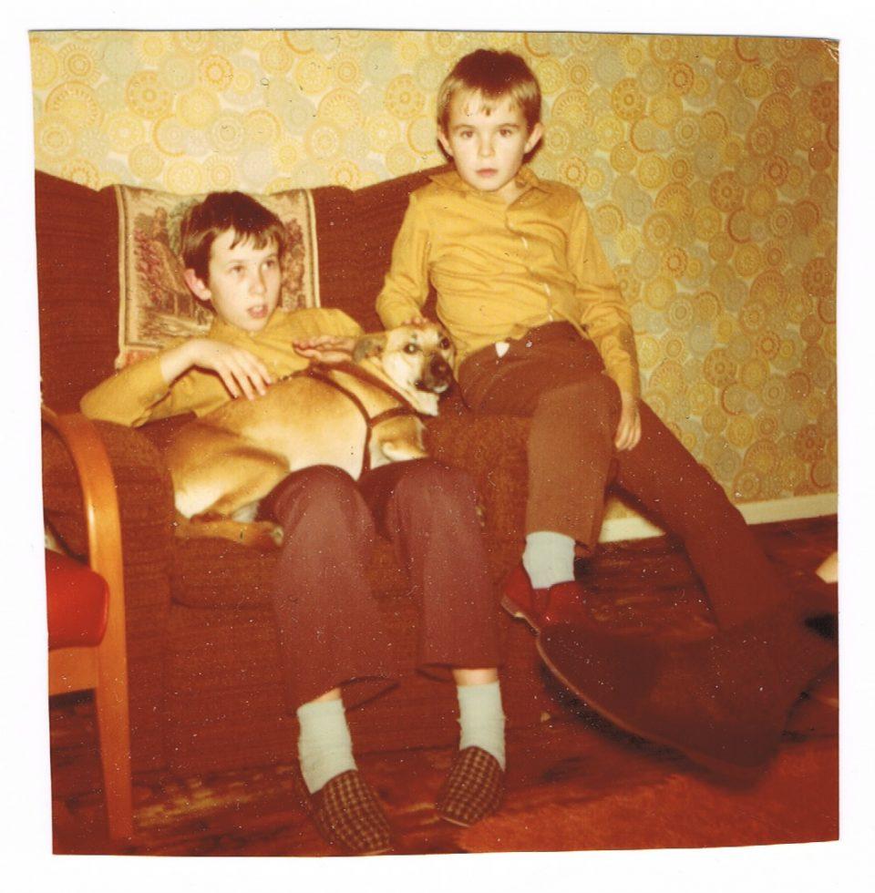 Family photo 1970s Luton