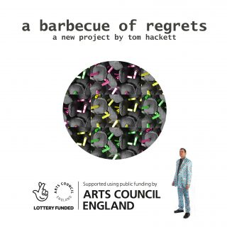 1. barbecue of regrets 2 Tom Hackett